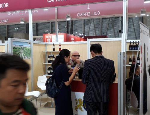 Prowine Hofex di Shanghai dal 13/11/2018 al 15/11/2018