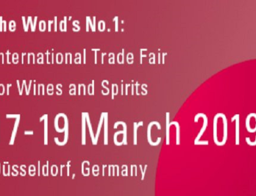 ProWein 2019 Dusseldorf – Fiera internazionale dei vini e liquori